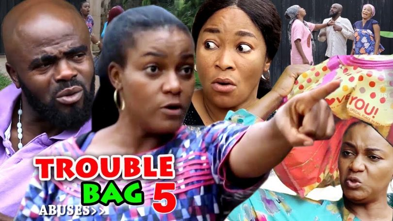 trouble bag season 5 nollywood m