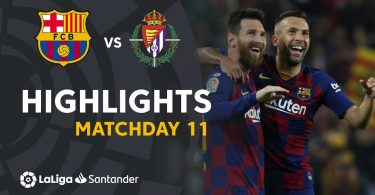 FC Barcelona vs Real Valladolid 5-1 Goals and Full Highlights – 2019