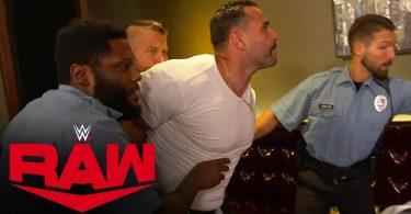 Rusev Hunts Lana and Bobby Lashley – Raw, Oct 21, 2019