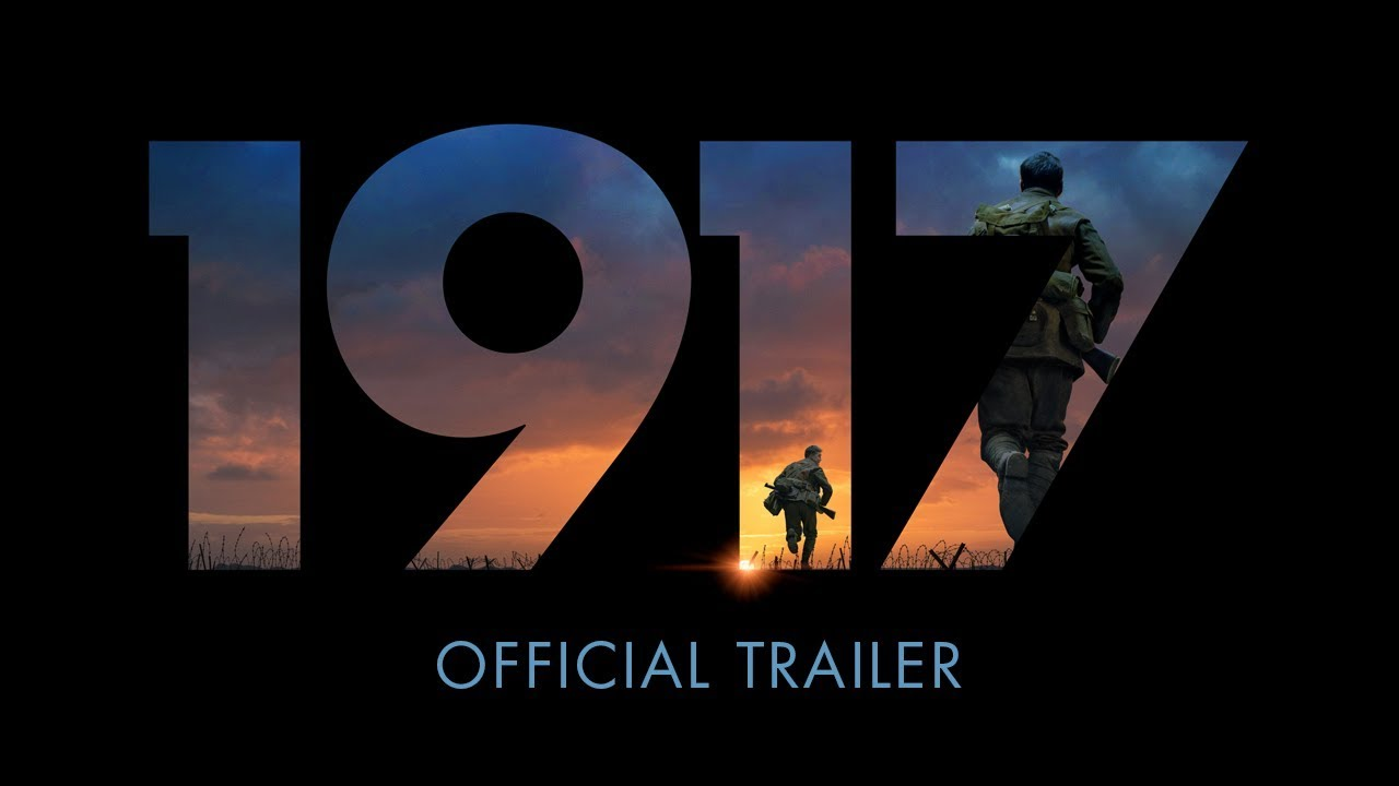 1917 Trailer Video - Official Movie Teaser