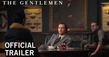 The Gentlemen Trailer – Official 2020 Movie Teaser Starring Charlie Hunnam