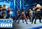 Banks, Cross, Carmella & Brooke vs Ripley, Yim, Nox & Kai – SmackDown, Nov. 15, 2019