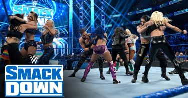 Banks, Cross, Carmella & Brooke vs Ripley, Yim, Nox & Kai – SmackDown, Nov. 15, 2019