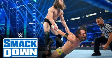 Adam Cole vs. Daniel Bryan – SmackDown, Nov. 1, 2019