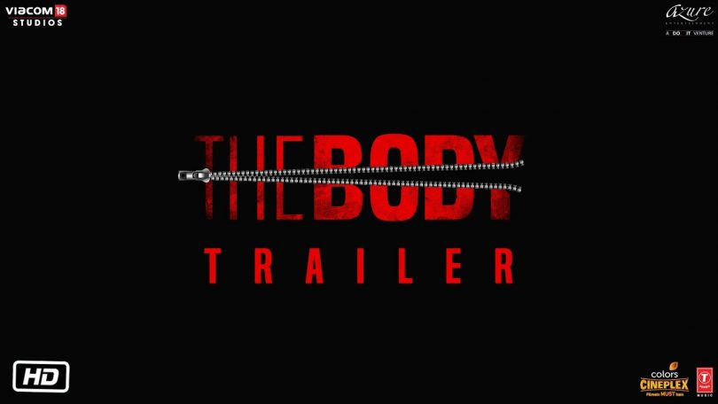 The Body Trailer - Official Movie Teaser Starring Rishi Kapoor