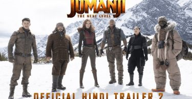 JUMANJI: THE NEXT LEVEL - Official Hindi Trailer 2 (2019)