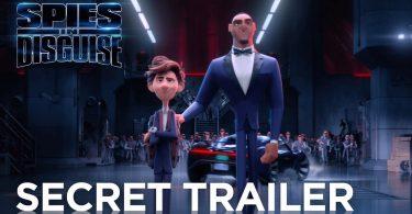 Spies in Disguise Trailer, Super Secret [2019]