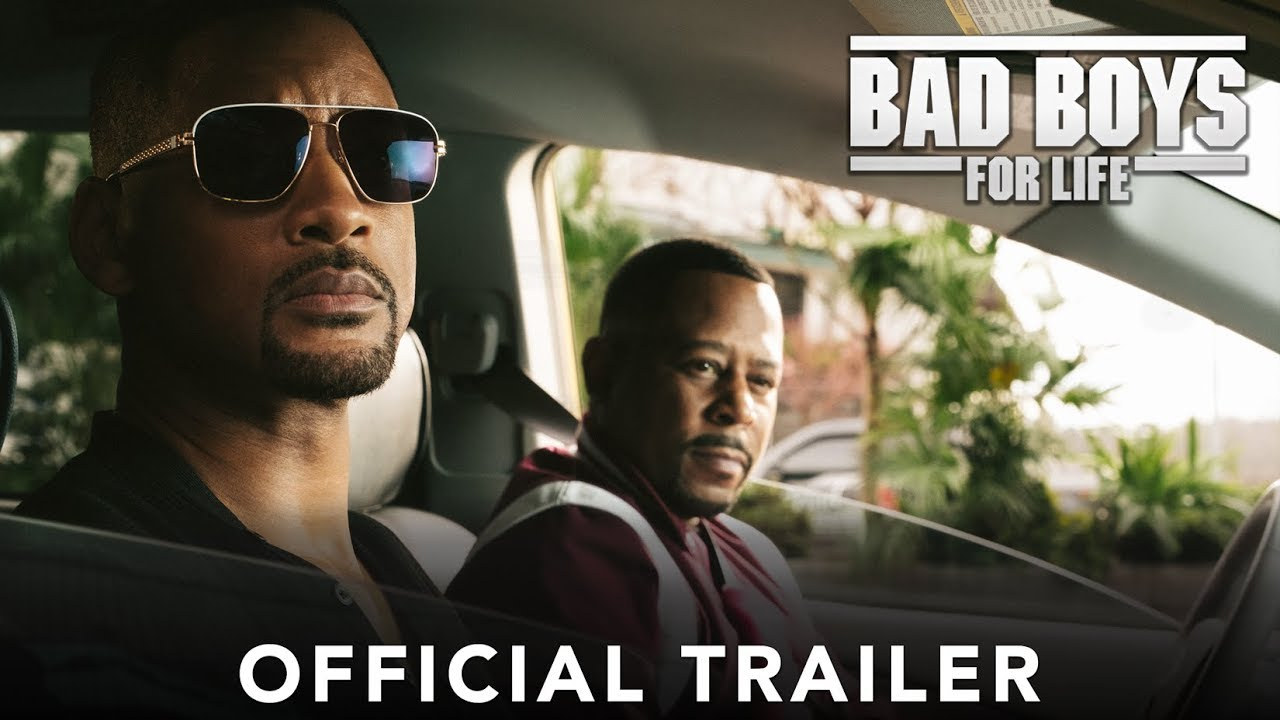 Second Trailer for 'Bad Boys' Movie Starring Will Smith