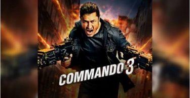 Commando 3 movie