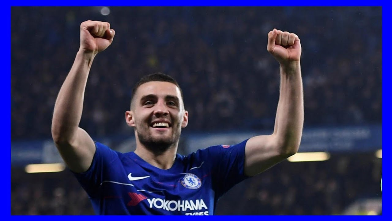 Valencia Vs Chelsea 2 2 kovacic scores