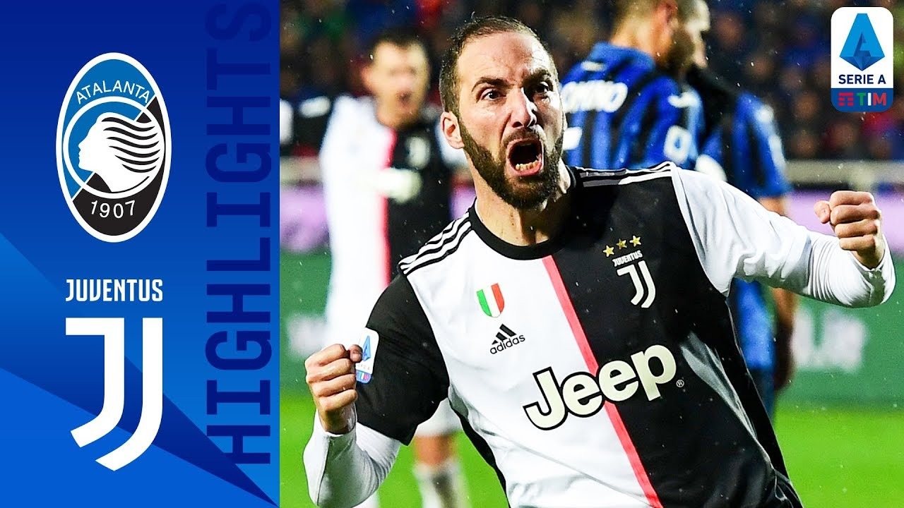 atalanta vs juventus 1 3 goals f