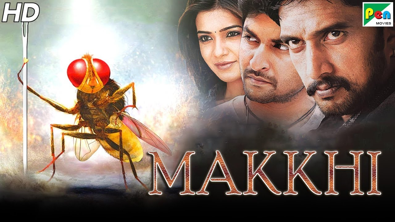 Makkhi (Eaga) – New Released Hindi Dubbed Full Movie 2019