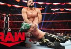 Seth Rollins Vs Andrade, Team Raw Leadership Role - MONDAY NIGHT RAW