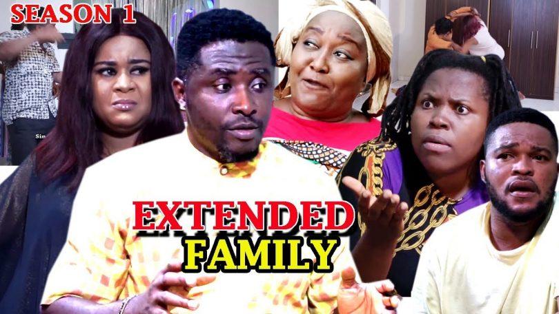 extended family season 1 nollywo