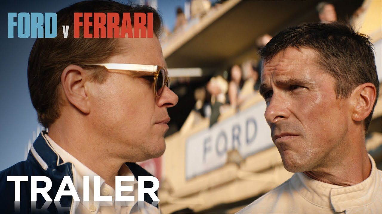 Ford v Ferrari – Latest 2019 Movie