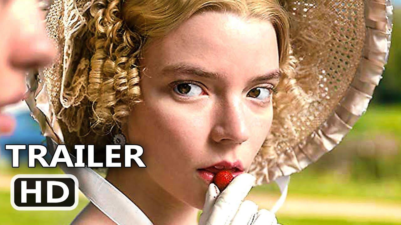 Emma Trailer – Official 2020 Movie Teaser Starring Anya Taylor-Joy