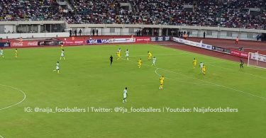 nigeria vs benin 2 1 goals and h