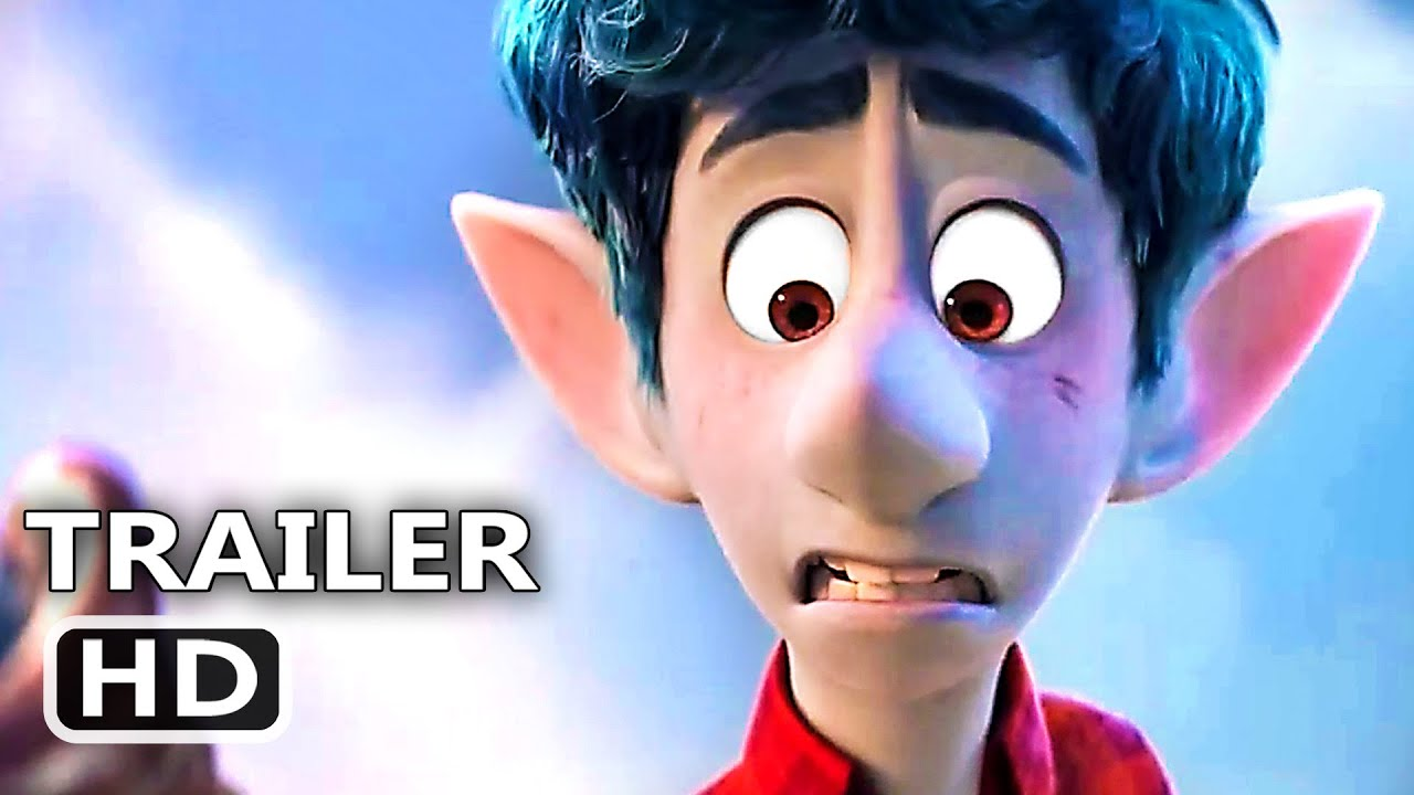 onward trailer official 2020 mov