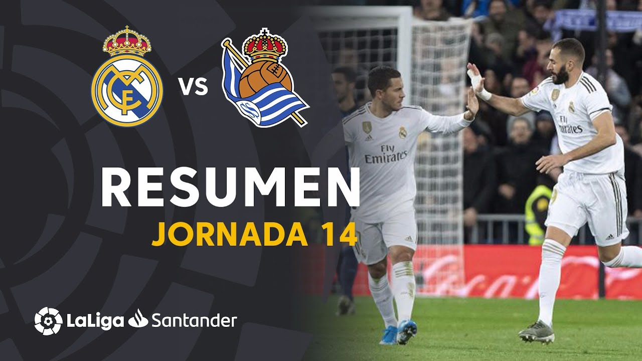 Real Madrid vs Real Sociedad 3-1 Goals & Full Highlights – 2019