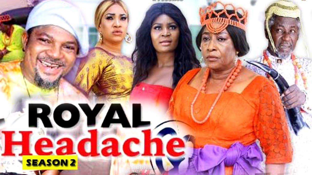 royal headache season 2 nollywoo