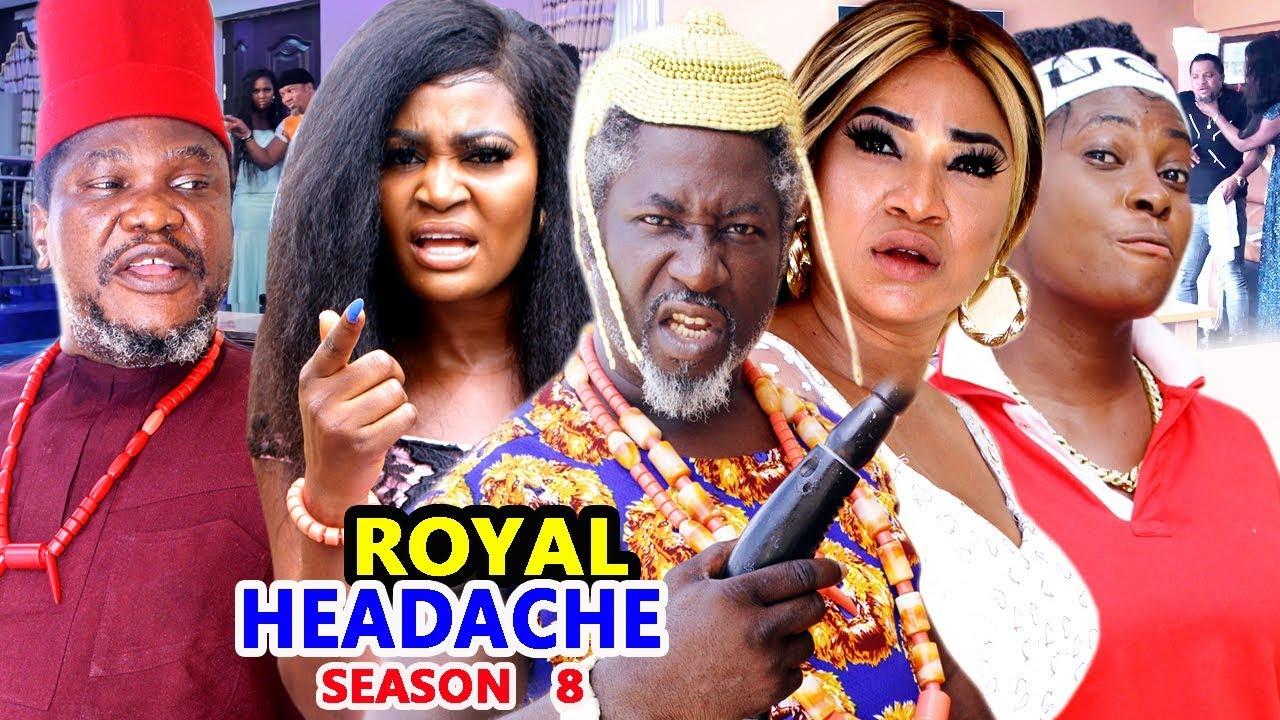 royal headache season 8 nollywoo