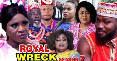 royal wreck season 7 nollywood m