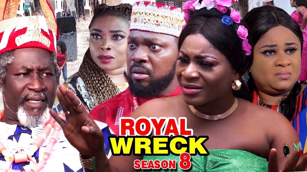 royal wreck season 8 nollywood m