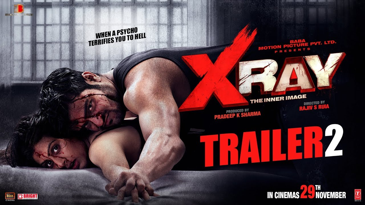 Second Trailer of 'X Ray (The Inner Image)' Movie Starring Rahul Sharma