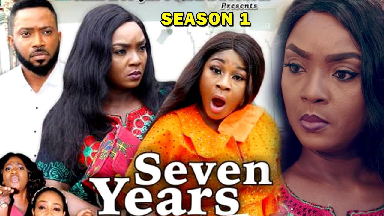 seven years season 1 nollywood m