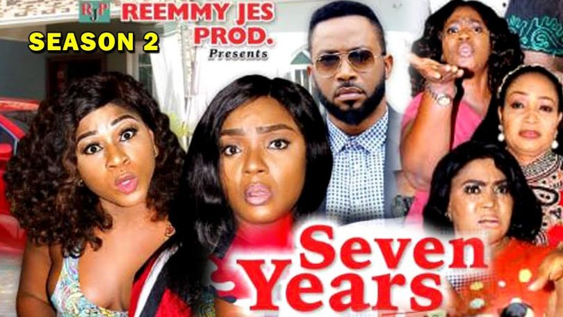 seven years season 2 nollywood m