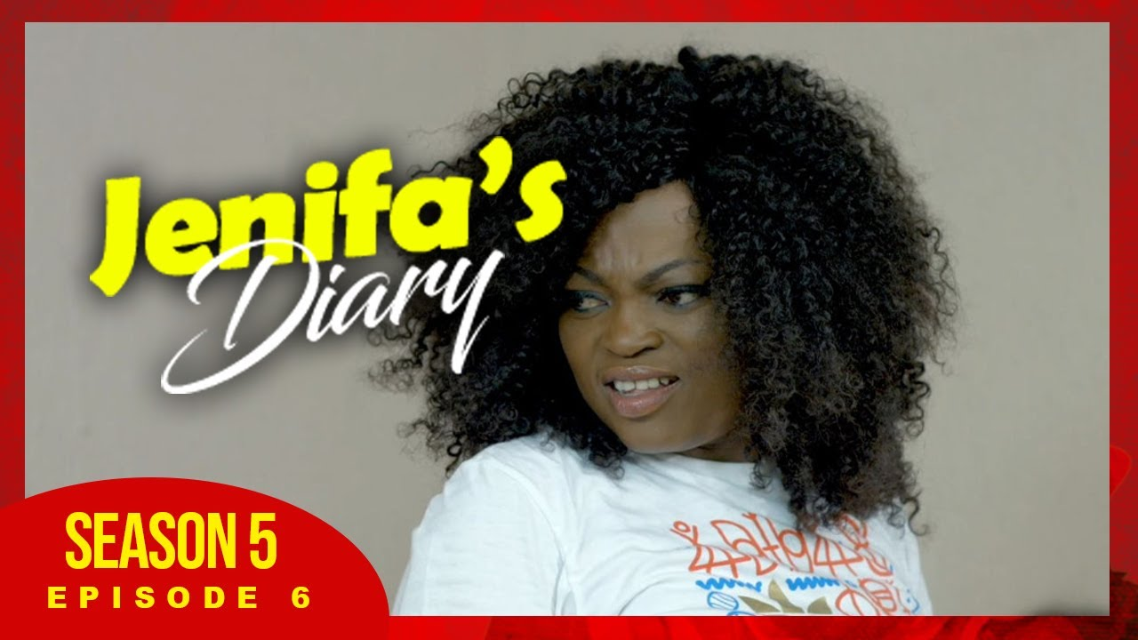 MAN SNATCHER - Jenifa's diary Season 5 [Episode 5]