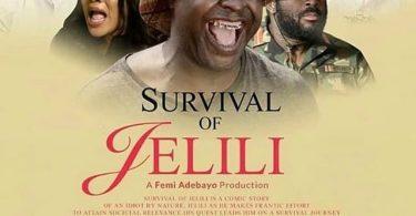 Femi Adebayo in First Full 'Survival of Jelili' Trailer
