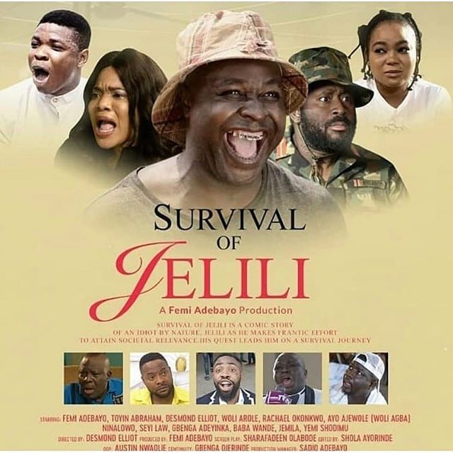 Femi Adebayo in First Full 'Survival of Jelili' Trailer