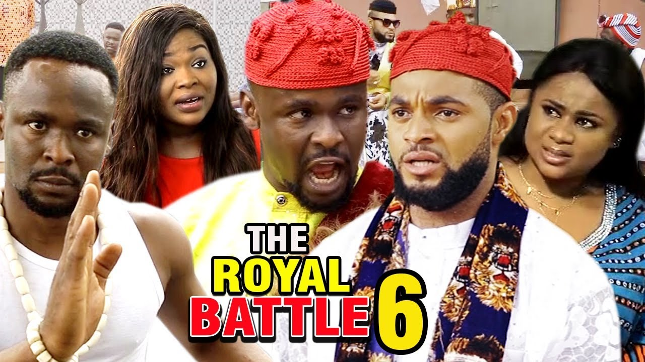 the royal battle season 6 nollyw