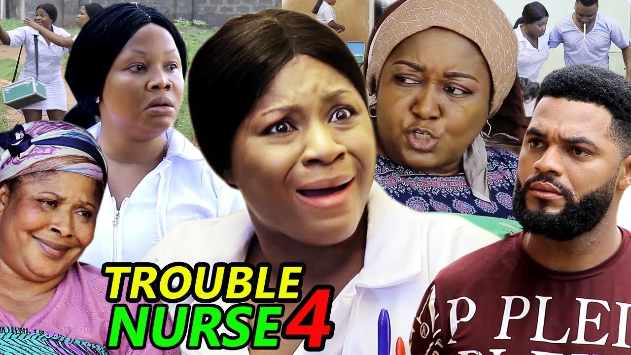 trouble nurse season 4 nollywood