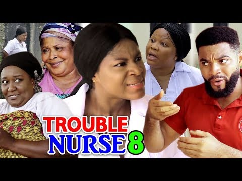 trouble nurse season 8 nollywood