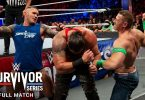 Team Raw vs Team SmackDown – Survivor Series 2017