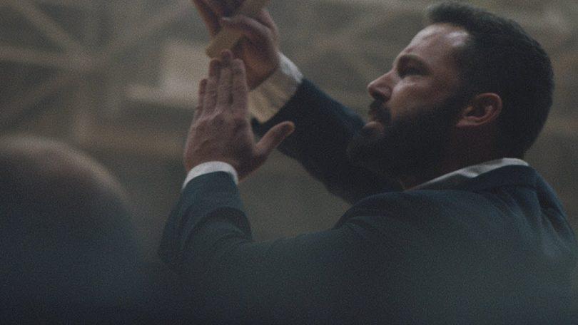 Warner Bros Trailer for 'The Way Back' Movie Starring Ben Affleck