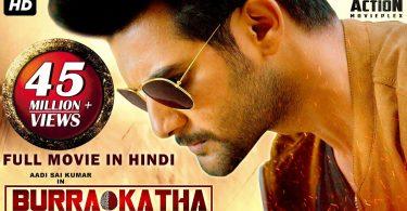 BURRAKATHA – New Released Hindi Dubbed Full Movie 2019