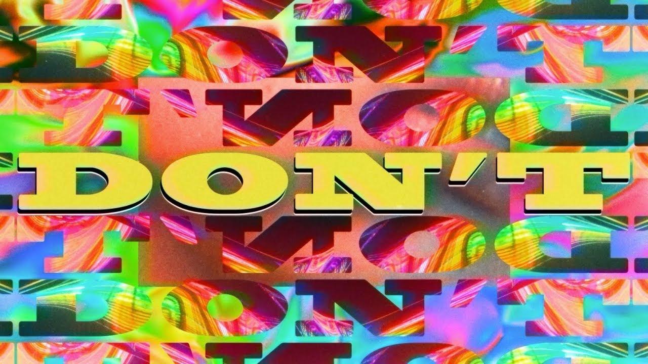 Dua Lipa - Don't Start Now [Lyric Video]