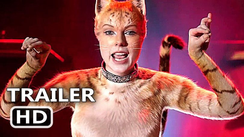 trailer for cats movie 2020