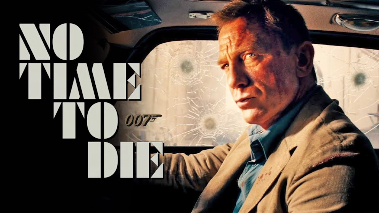 No Time to Die Movie