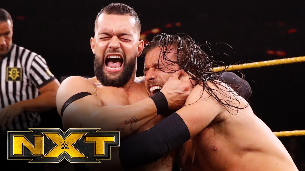 adam cole vs finn balor nxt cham