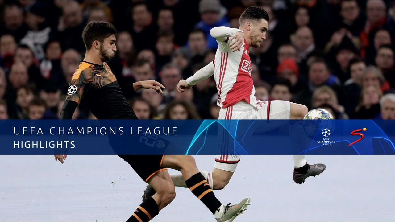 ajax vs valencia 0 1 goals and f