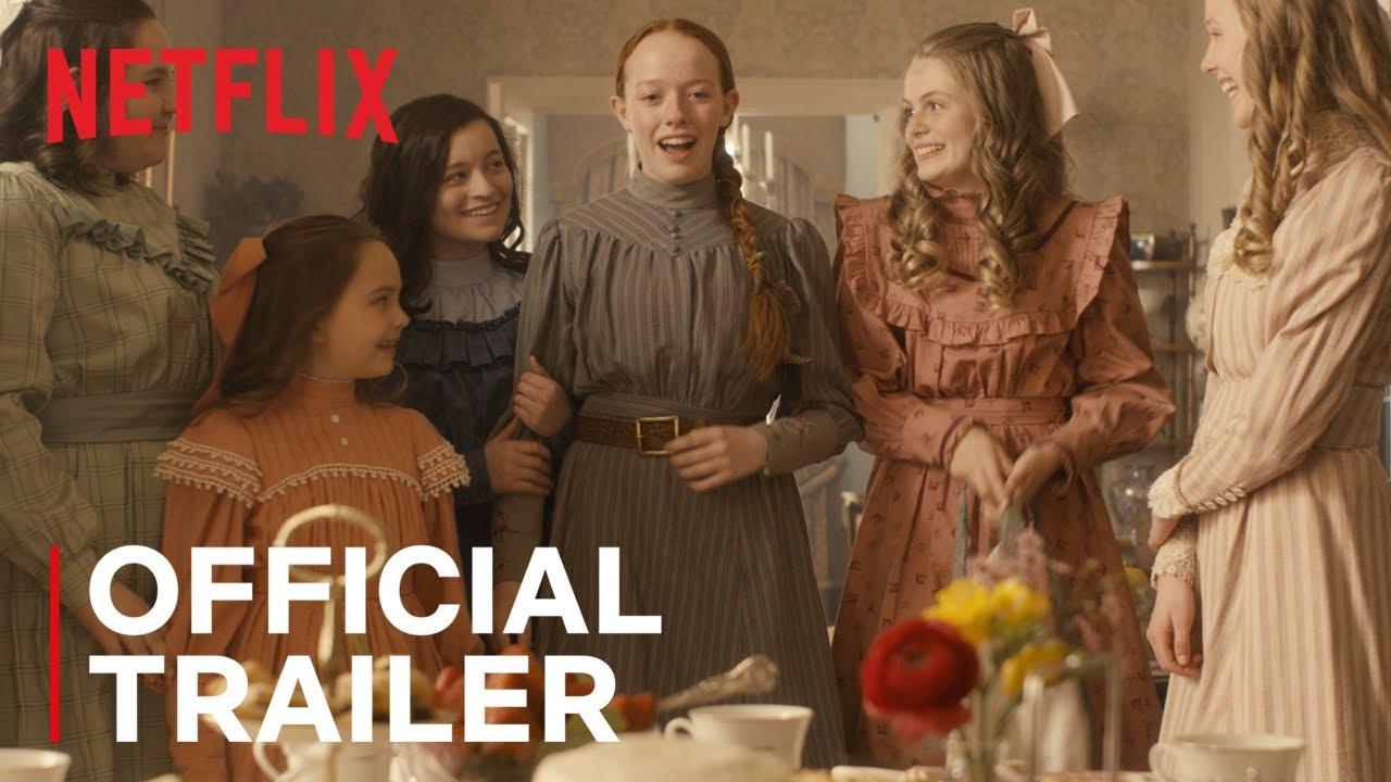 anne with an e season 3 trailer