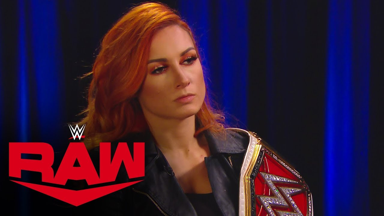 becky lynch has a message for as