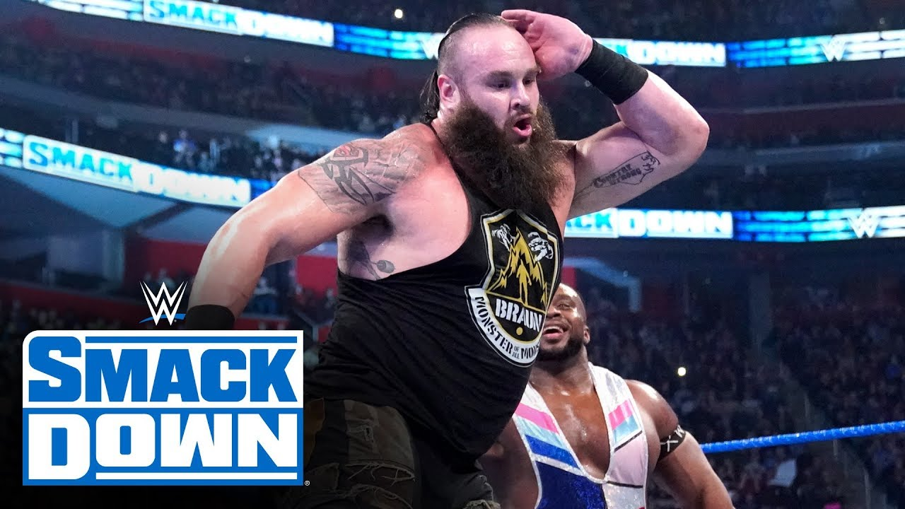 braun strowman breaks it down wi