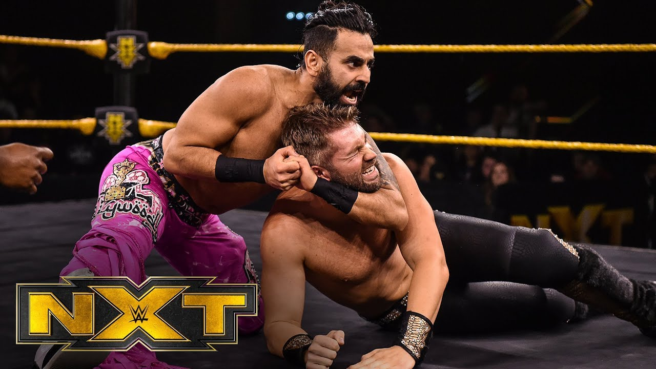 breezango vs the singh brothers