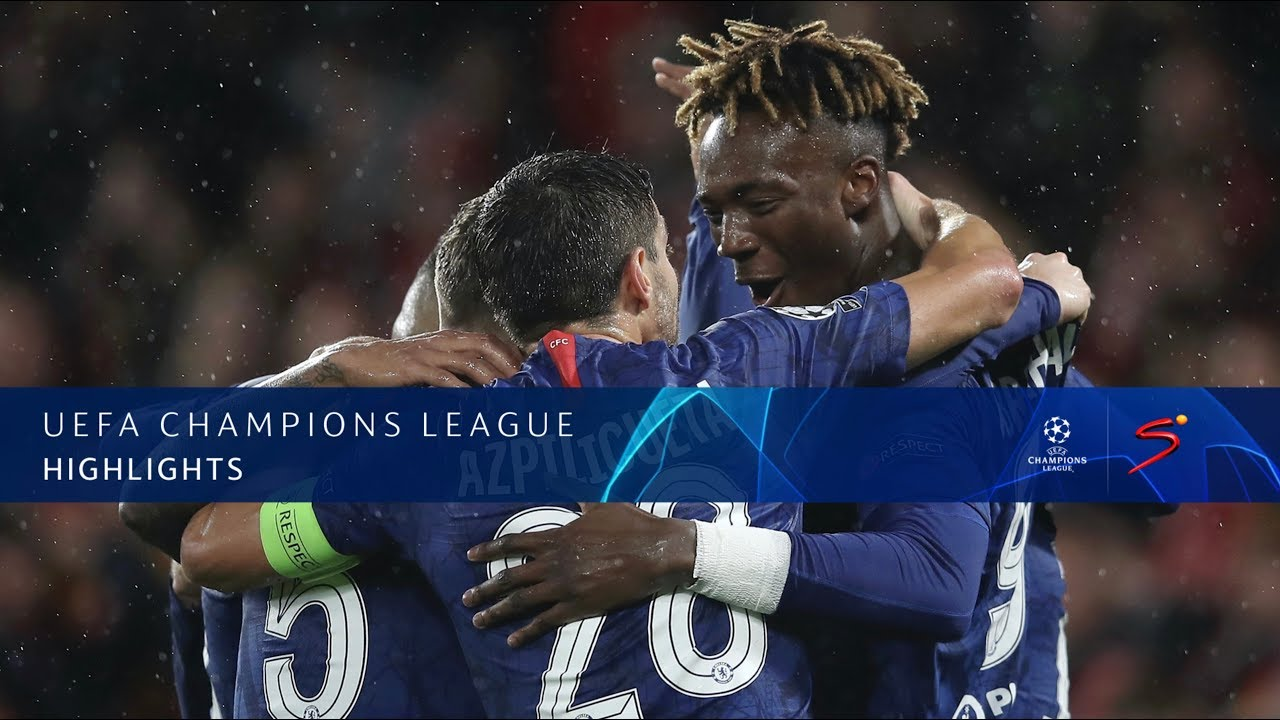 chelsea vs lille 2 1 goals and f