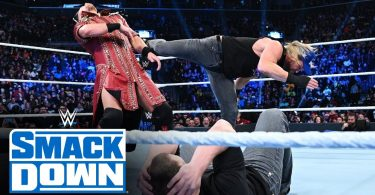 daniel bryan and the miz trade b